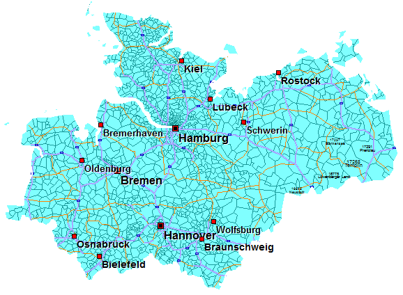 Gebiet Ingo Blohm